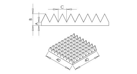 pyramid-dimensioni